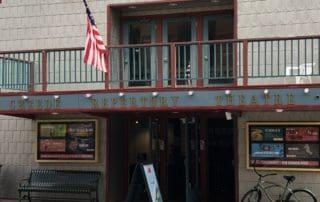 Creede theater exterior