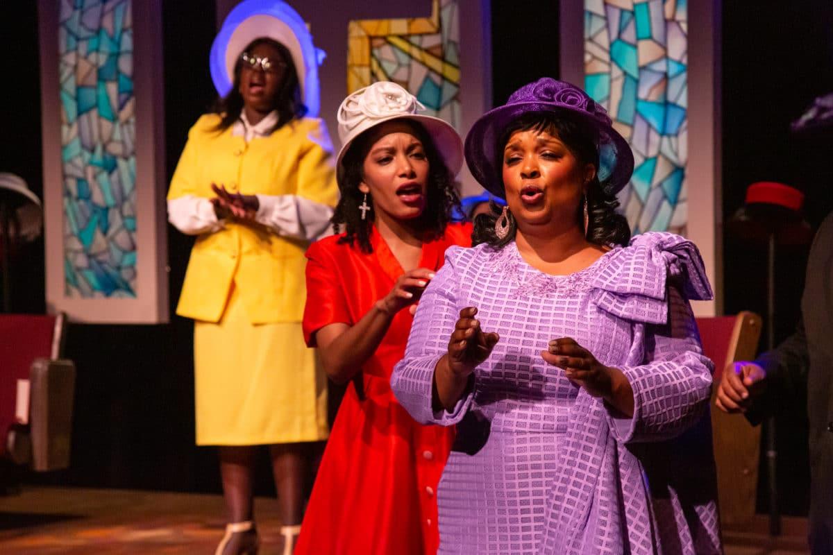 Crowns' a joyous celebration of a bygone age - OnStage Colorado