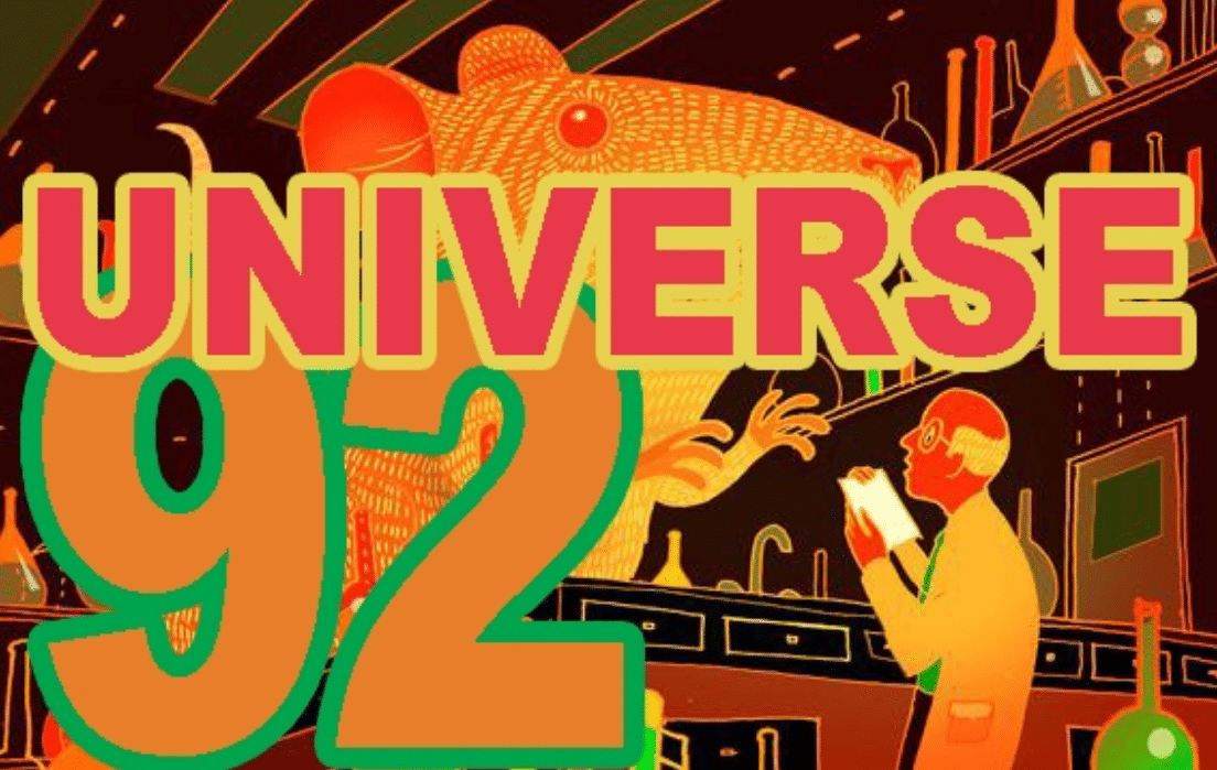 Image result for universe 92