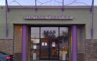 Vintage Theatre exterior